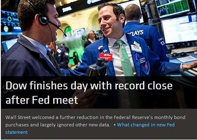 record close